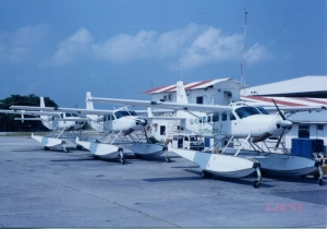 Hummingbird Air Caravans - Maldives