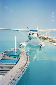 Hummingbird Air Caravan on a Charter. Photo Credit: Author