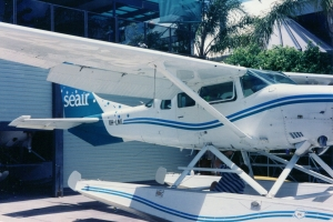 Seair Cessna 206 - Australia. Photo Credit:Author