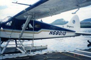 Taquan Air Beaver N68010 Photo Credit: Author