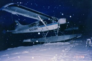 Snowy Beaver N1018H Ketchikan Photo Credit: Author