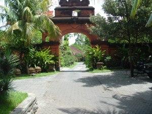 Bali Archway